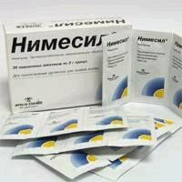 Лекарство нимулид от чего. Противовоспалительный гель нимулид для лечения суставов