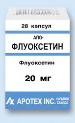 прозак флуоксетин инструкция - фото 7
