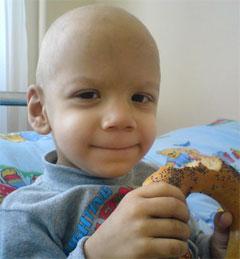 Как делают химиотерапию детям