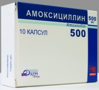 Ангина фолликулярная антибиотики