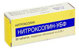 Нитроксолин инструкция по применению цена отзывы аналоги.
