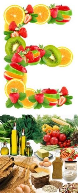 Витамин Е - биологическая роль, симптомы дефицита, содержание в продуктах. Инструкция по применению витамина Е