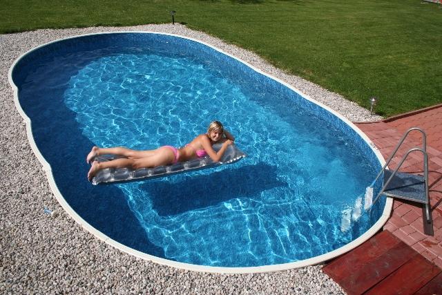 Как сделать бассейн своими руками фото
