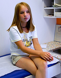 осмотры у гинеколога школьниц