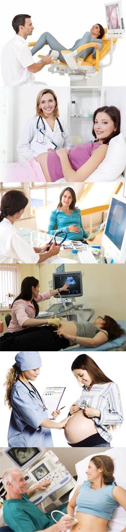 Как проводит осмотр квалифицированный гинеколог
