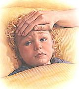 Нервно-артритический диатез у детей: симптомы и лечение