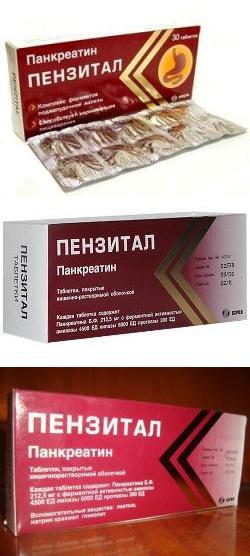 Панкреатин: инструкция по применению, цена, отзывы, аналоги.