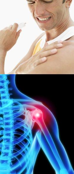 Боль в плечевой мышце причины
