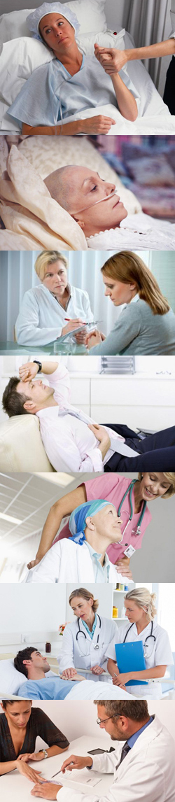 Лучевая терапия последствия при аденокарциноме