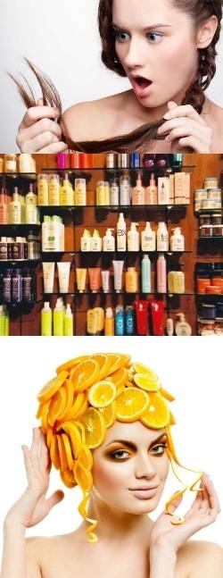 Лечебные и восстановительные средства для волос