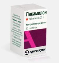 таблетки пикамилон от чего они инструкция