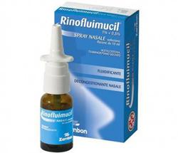Ринофлуимуцил: инструкция по применению и для чего он нужен, отзывы, аналоги