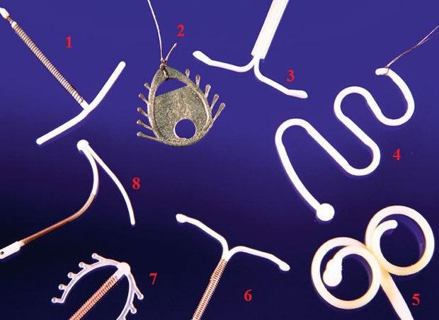 Почему спираль ставят во время месячных