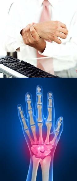 Болит сустав кисти руки лечение