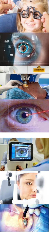 Толщина роговицы для лазерной коррекции зрения