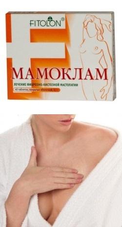 Мамоклам 40 табл цена 950 руб в Москве, купить Мамоклам 40 табл инструкция по применению, отзывы в интернет аптеке