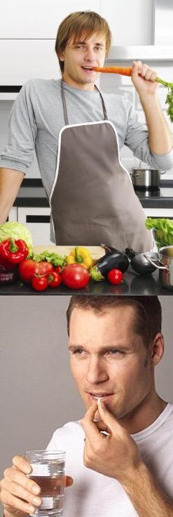 Рейтинг лучших витаминов для мужчин