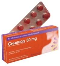 синекод инструкция по применению в таблетках