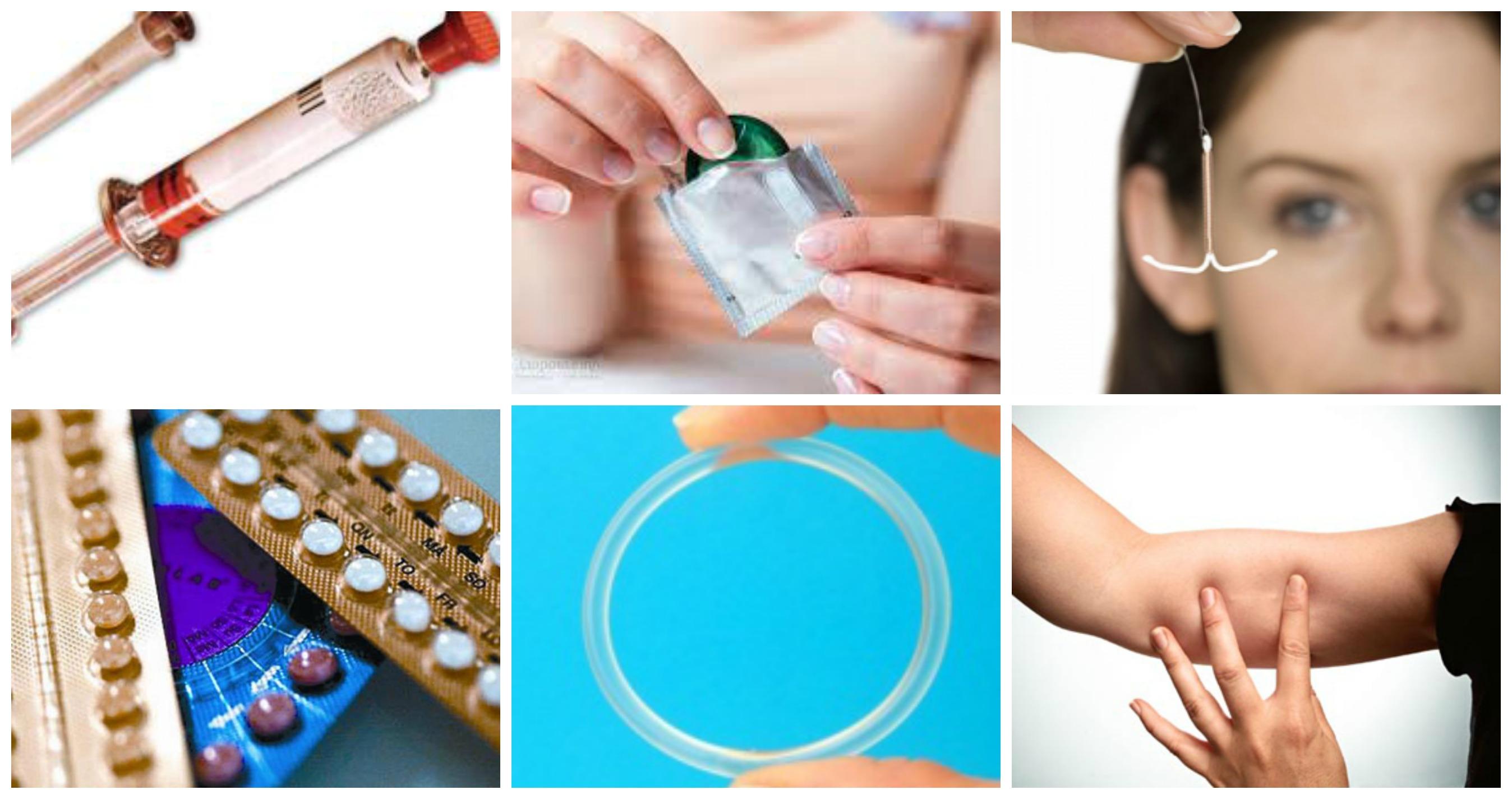 Гормональная контрацепция – ее особенности