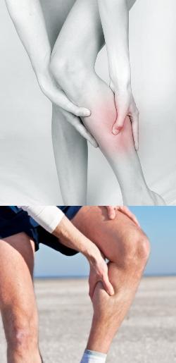 Боль в икроножной мышце причины почему болит икроножная мышца