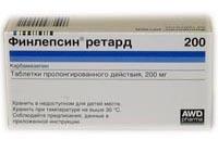 Финлепсин: инструкция по применению при невралгии тройничного нерва, зубной боли
