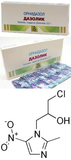 препарат дазолик инструкция по применению - фото 10