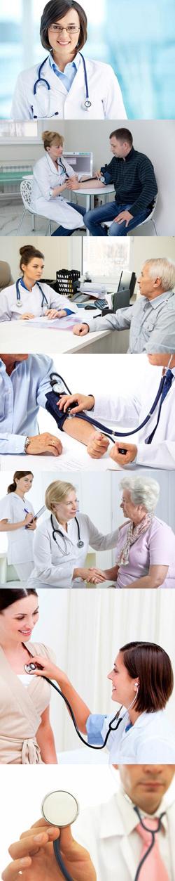 Что лечит врач терапевт и с чем к нему обращаться