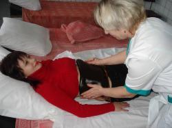 физиолечение и ультразвук при спайках в малом тазу