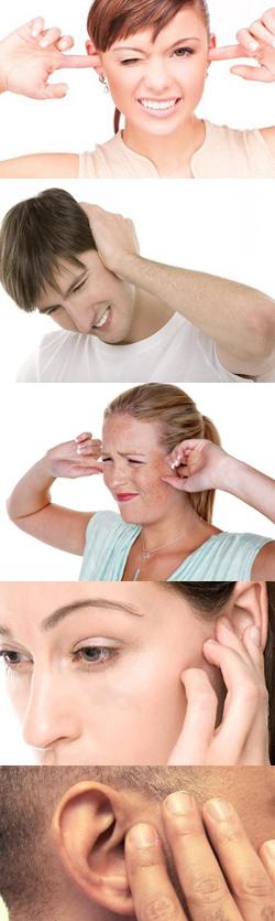 Заложенность носа и ушей без насморка