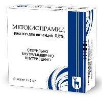 чего от метоклопрамид инструкция помогает