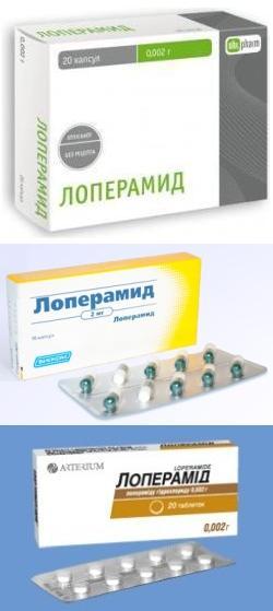 инструкция по применению лекарство лоперамид