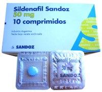 описание препарата силденафил