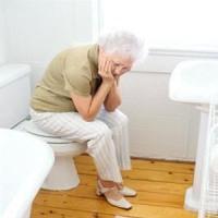 Обильное кровотечение из заднего прохода с болью