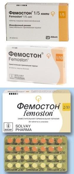 Фемостон 2 10 во время беременности