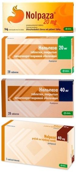 нольпаза инструкция по применению таблетки взрослым