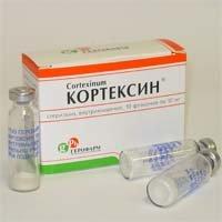 препарат кортексин инструкция по применению - фото 7