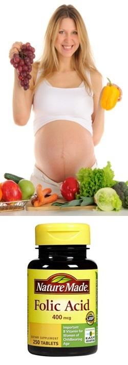 Какие витамины нужны беременным, и как их принимать