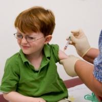 Плановые прививки детям до 10 лет
