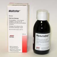 Мальтофер: Инструкция: Описание препарата