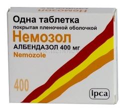 немозол лекарство инструкция - фото 8