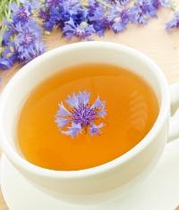 вред синего чая
