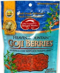 Можно ли давать ягоды Годжи детям и есть их в сухом виде