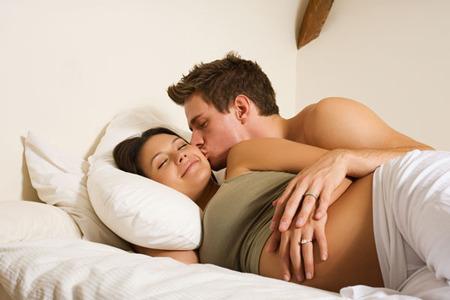 Секс при предлежание плаценты