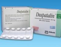 дюспаталин в таблетках инструкция по применению