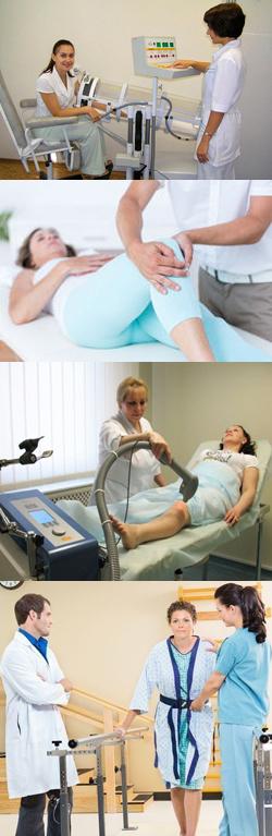 Какой раздел физиотерапии самый популярный
