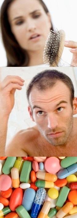 Хорошие витамины для укрепления волос