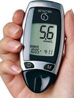 Измеритель глюкозы в крови анализатор при сахарном диабете