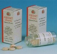 Ацилакт при лечении молочницы