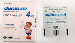 Аналоги сингуляра для детей 5 мг