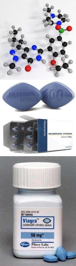 Силденафил в урологической практике